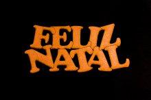 RECORTE FELIZ NATAL LA501 - 3043