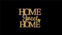 RECORTE HOME SWEET HOME LA774